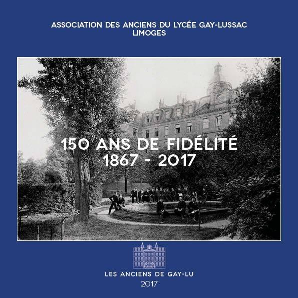Livre 150 ans de fidélité