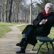 Alain Robbe Grillet par Daniel Janin Getty Images
