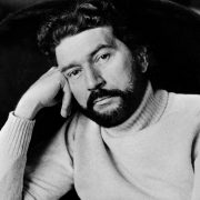 Alain Robbe Grillet jeune