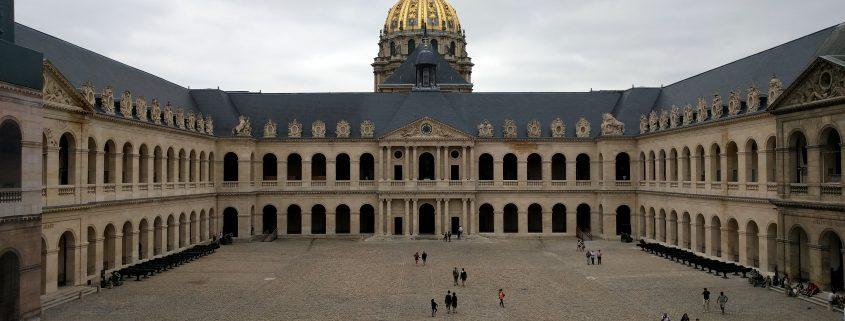 Musée de l'Armée, Palais des Invalides