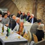 Photographie du banquet annuel