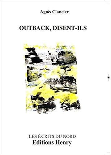Outback, d'Agnès Clancier