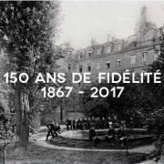 150 ans de fidélité zoom photo