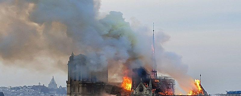 Incendie Notre-Dame